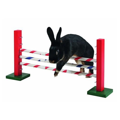 Překážka pro králíka 70 x 5 x 35 cm