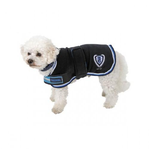 Obleček pro psy fleecový modrý RugBe vel. M