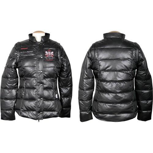 Jezdecká zimní bunda Harrys Horse, černá