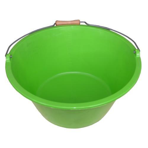 Kbelík GEWA, 17 l, zelený