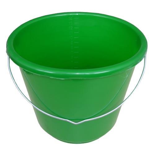 Kbelík GEWA, 15 l, tmavě zelený