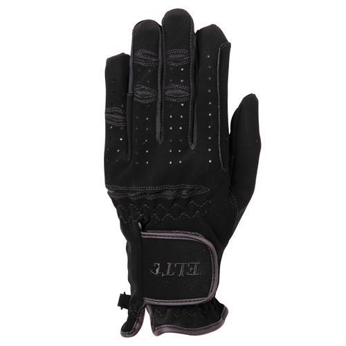 Jezdecké rukavice elastické