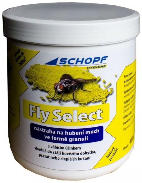 Fly select KODER proti mouchám, 2 kg