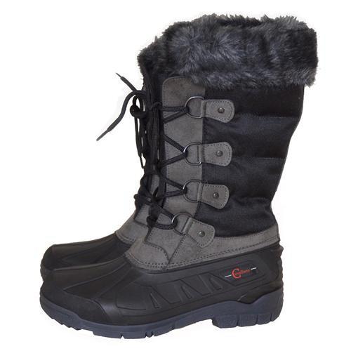 Jezdecké zimní termo boty MONTREAL
