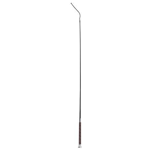 Bič drezurní hnědý 120 cm