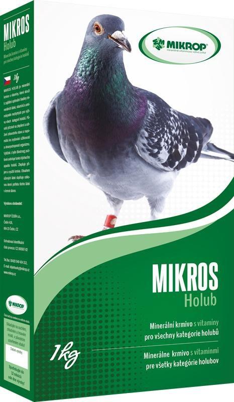 MIKROP Mikros Holub 1kg