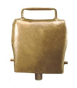 Zvonec plechový pastevní 100 mm