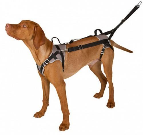 Bezpečnostní pás do auta pro psy Travel Protect vel. M