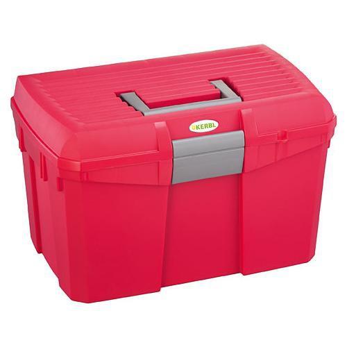 Box na čištění s vyjímatelnou přihrádkou SIENA, malinový