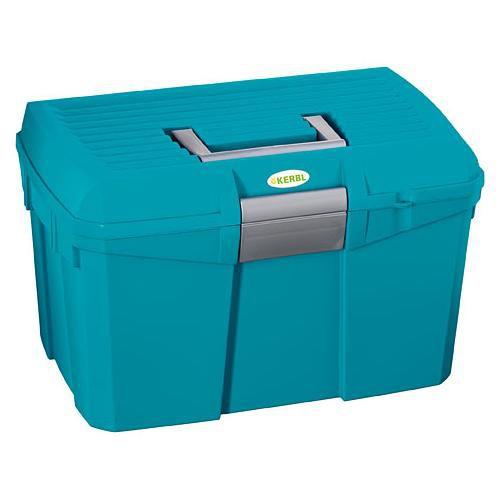 Box na čištění s vyjímatelnou přihrádkou SIENA, tyrkysový