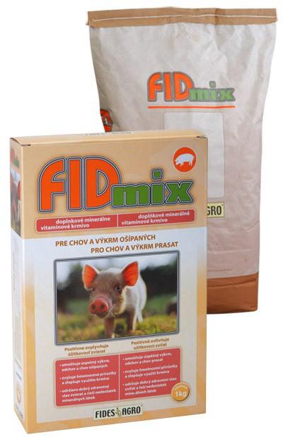 FIDmix minerální krmivo pro prasata, 1 kg