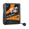 Elektrický ohradník síťový SECUR 2400 HTE - optická kontrola ohrady, 2 výstupy (určen pro skot, ovce, koně, divokou zvěř)