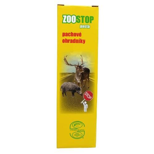 Pachový ohradník ZOOSTOP pasta - kartuše 250g