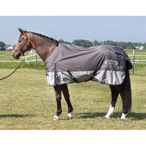 Deka nepromokavá HH, 0 gr, fleece, šedá