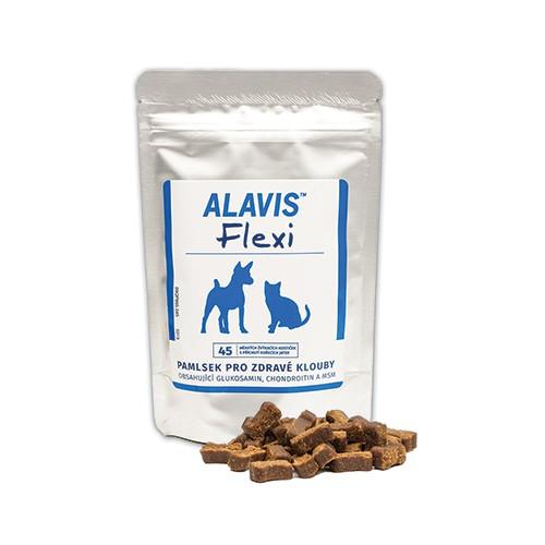 ALAVIS Flexi, pro psy a kočky, 45 ks