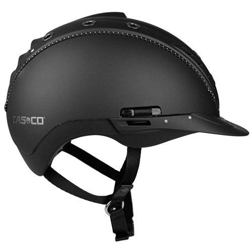 Jezdecká bezpečnostní přilba CASCO, MISTRALL 2, černá
