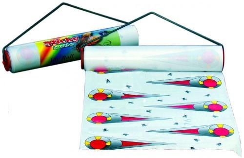 Mucholapka STICKY FLY ROLL 7 m, šíře 30 cm