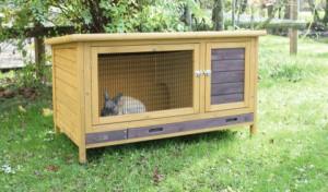Králíkárna Multiplex - kotec pro králíky - variabilní