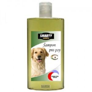 Šampon pro psy antiparazitní SMARTY 250 ml