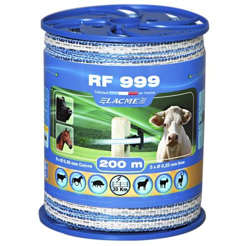 Elektrická páska RF 999 - 9 mm/200 m