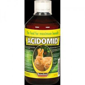 Acidomid K pro králíky, Mikrop, 1 l