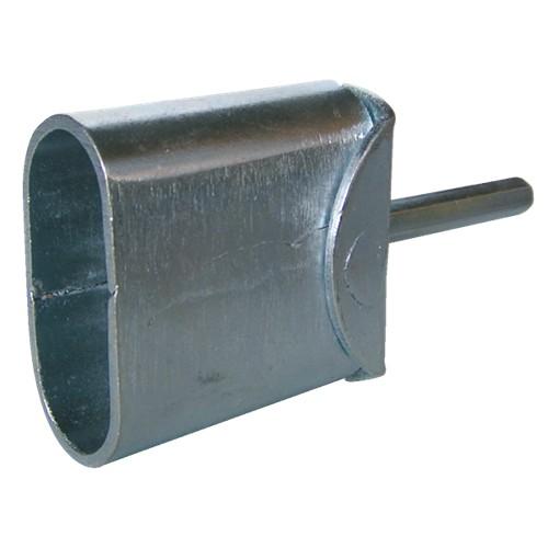 Montážní hlavice kovová - pro kruhové izolátory