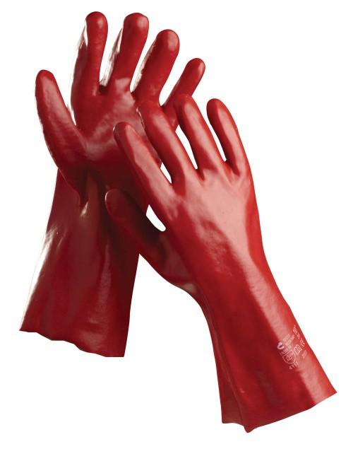 Pracovní rukavice REDSTAR, velikost 10