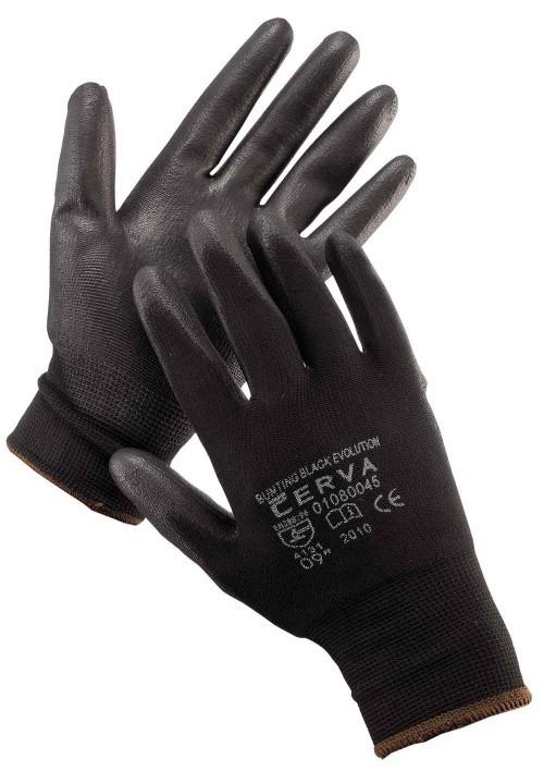 Pracovní rukavice BUNTING BLACK EVOL.