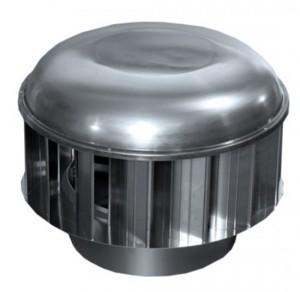 Ventilační turbíny HURRICANE