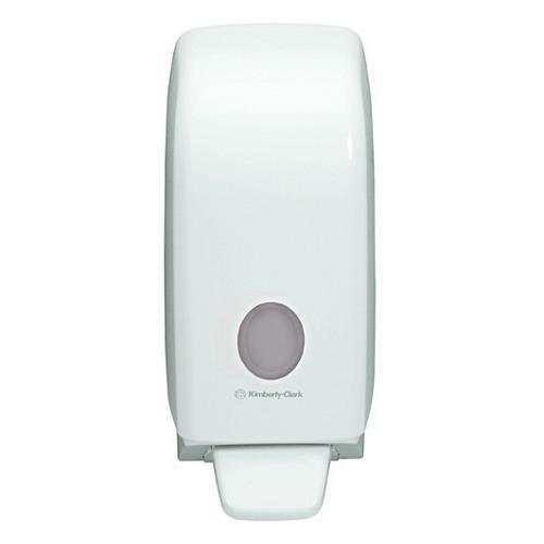 Zásobník na mýdlo a dezinfekční prostředky na ruce AQUARIUS 1 l