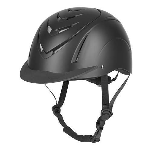 Jezdecká bezpečnostní přilba Covalliero Nerron, černá
