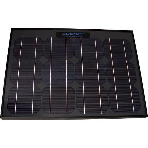 Solární panel pro elektrický ohradník SECUR 300 a 500, 25 W / 12 V
