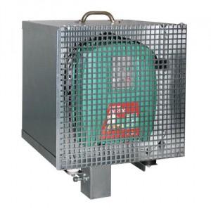 Bezpečnostní schránka na zdroj a baterii