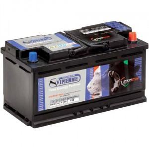 Baterie AGM pro elektrický ohradník a volný čas 12V - akumulátor