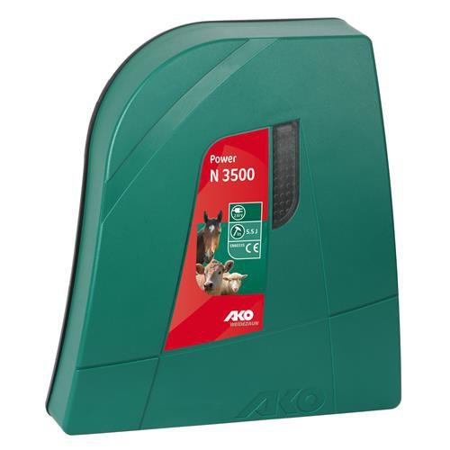 Zdroj pro elektrický ohradník AKO Power N 3500, 3,5 J