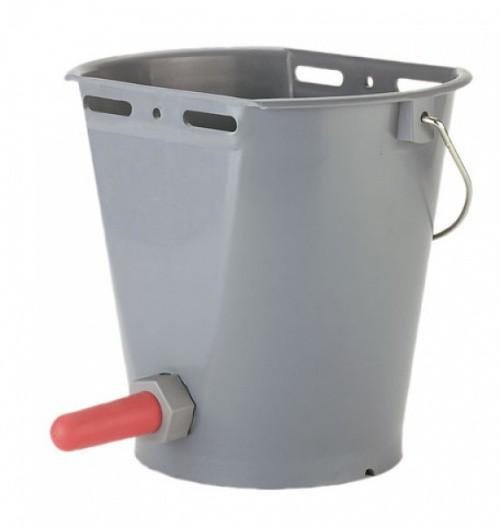 Kbelík napájecí plastový, komplet