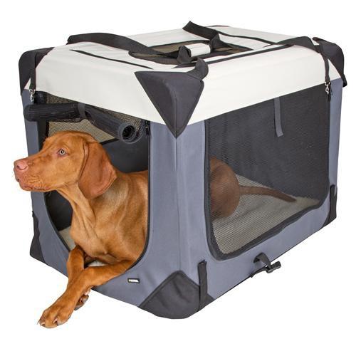 Box transportní pro psy, nylon