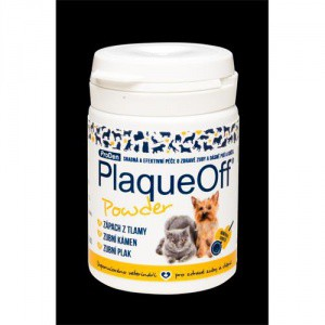 PlaqueOff Animal, pro psy a kočky, 40 g
