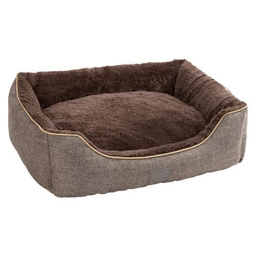 Pelíšek pro psy nebo kočky Samuel, šedý
