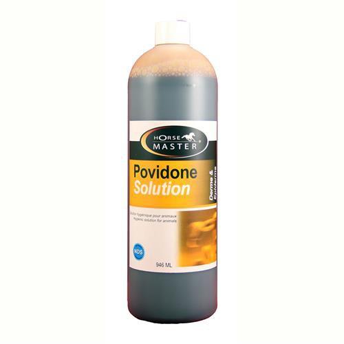 Dezinfekce pro zvířata Povidone Iodine 10%, 946 ml