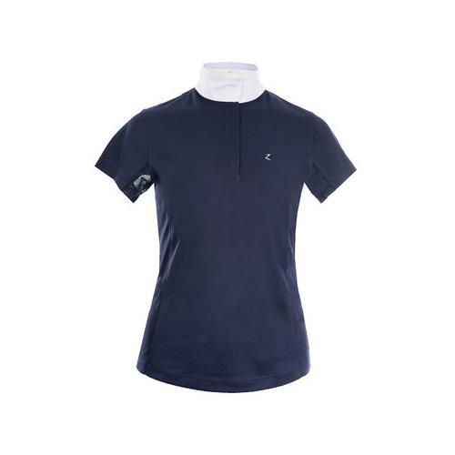 Dámské závodní triko Horze Blaire, modré