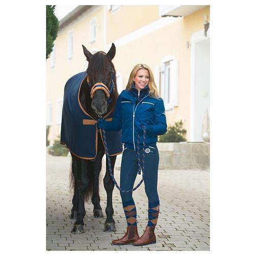 Dámská bunda Covalliero Galina, modrá