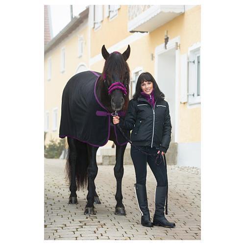 Dámská bunda Covalliero Galina, černá