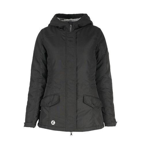 Dámská zimní bunda Horze Christa, černá