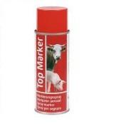 Značkovací barva TOP MARKER 500ml červená