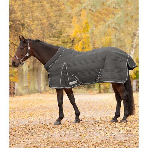Stájová deka ELT Waldhausen, 100gr, černá
