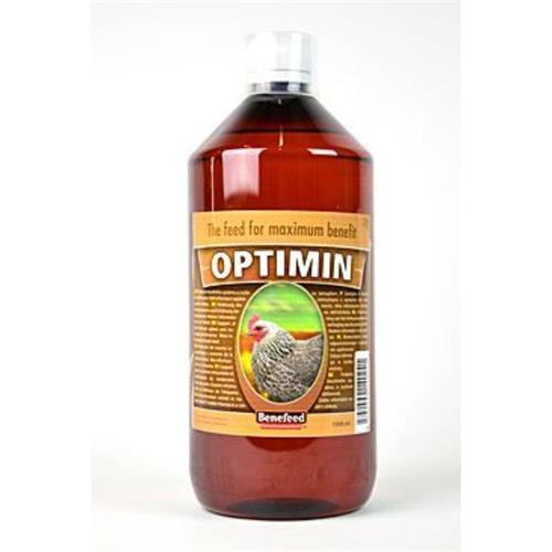 Doplňkové krmivo Optimin D pro nosnice Benefeed, 1 l