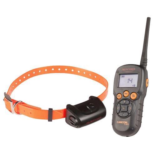 CANICOM 5.800, elektrický výcvikový obojek od 8 kg, oranžový, 800 m