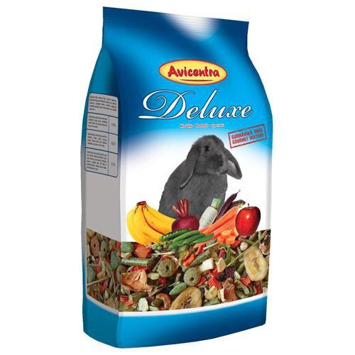 Krmivo pro králíky Avicentra, Deluxe, 1 kg
