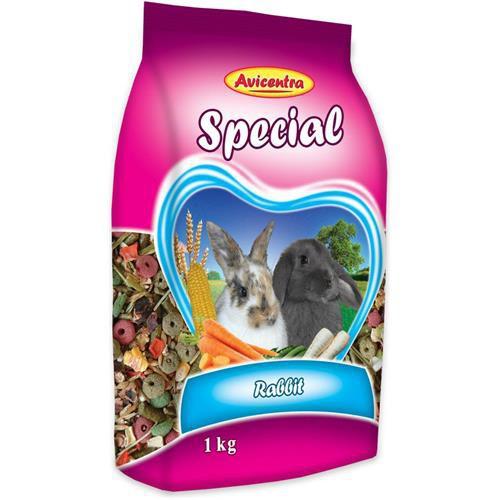 Krmivo pro králíky Avicentra, Speciál, 1 kg